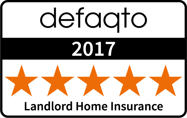 Defaqto (5 Stars) : Landlord Home Insurance 2017