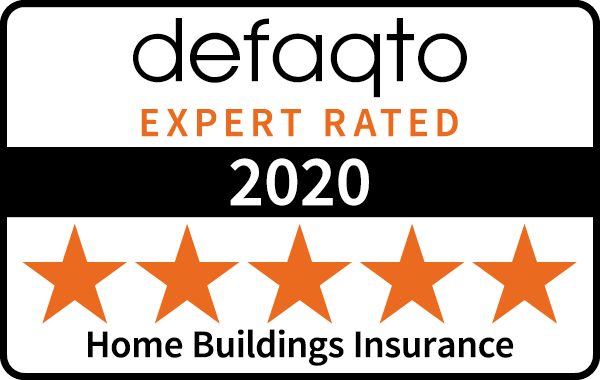 Defaqto (5 Stars) : Home Buildings Insurance 2018