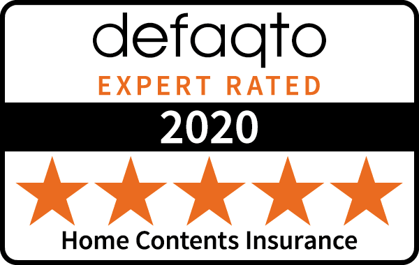 Defaqto (5 Stars) : Home Contents Insurance 2018