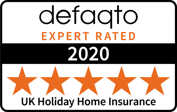 Defaqto (5 Stars) : UK Holiday Home Insurance 2018